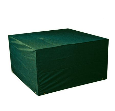 Cozy Bay Cube set large cover green
