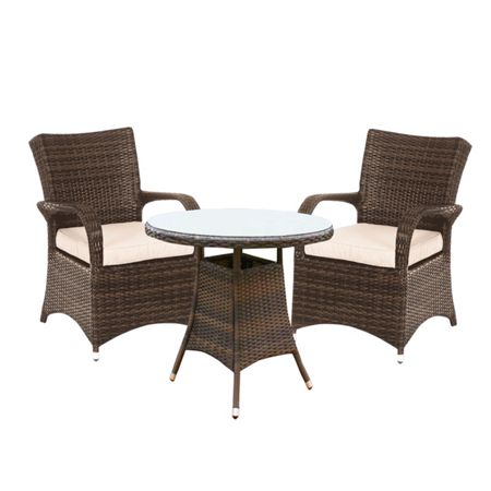 Oseasons Windsor tea for two garden furniture set