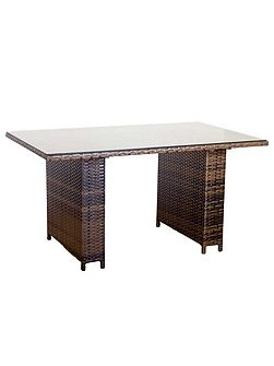 Morocco flex sofa dining - dining table