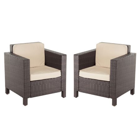 Oseasons Morocco flex - two chair set