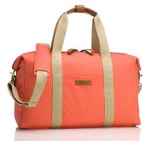 Storksak Bailey Weekend Changing Bag - Coral