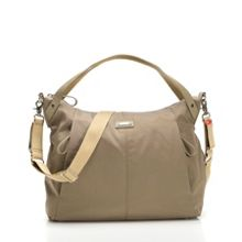 Storksak Catherine Nylon Moss Changing Bag