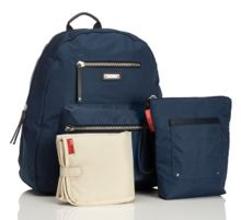 Storksak Charlie Backpack Changing Bag - Navy