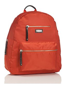 Backpack Changing Bag - Burnt Orange
