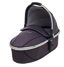 Egg Carrycot storm grey and mirror frame