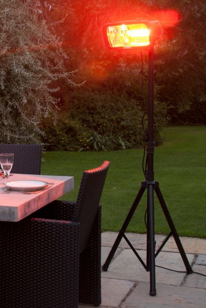 Heat Master Infrared patio heater