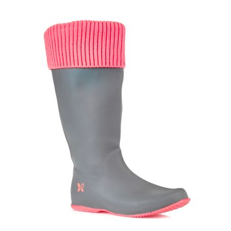 Butterfly Twists Windsor foldable rainboots