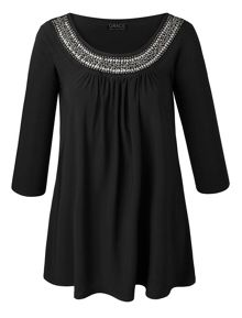 Plus Size Made in Britain tunic
