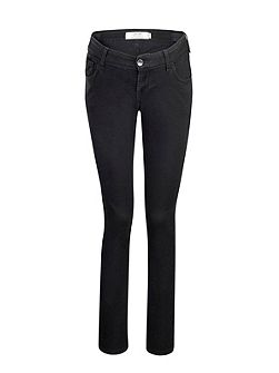 Under the bump skinny maternity jeans