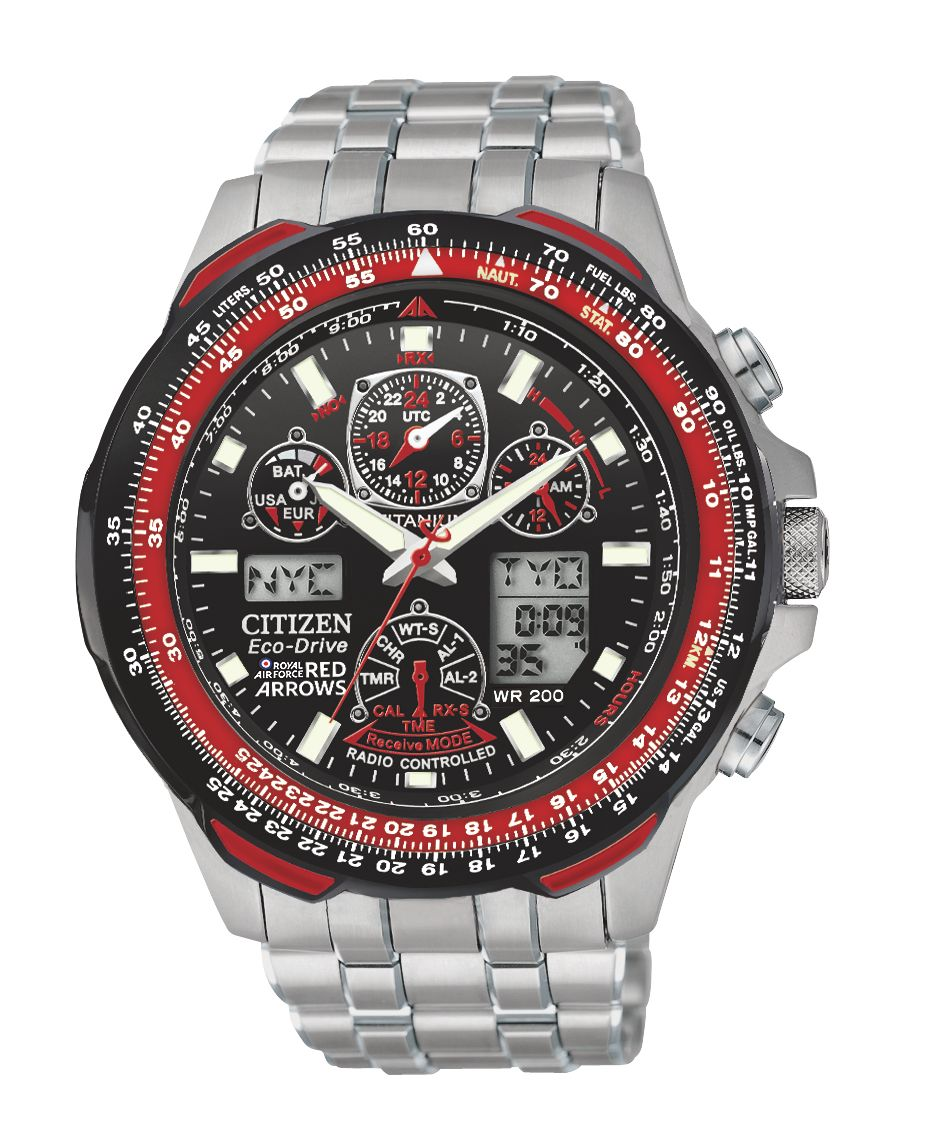 JY0110-55E Red Arrows Skyhawk Mens Watch