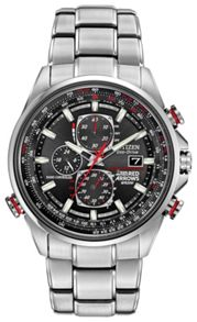 Citizen Eco-drive red arrows world chrono mens watch