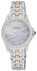 Citizen EW1226-59D Eco-Drive crystal solar watch