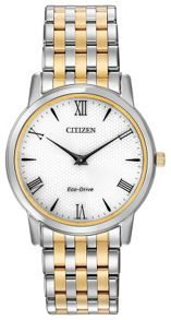Citizen AR1128-58A mens two-tone bracelet watch