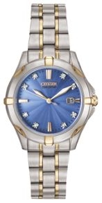 Citizen EW1936-53L Eco-Drive sport diamond solar watch