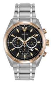 Citizen CA4017-59E Eco-Drive chronograph solar watch