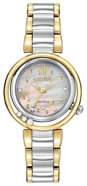 Citizen Em0324-58 ladies bracelet watch