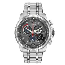 Citizen BY0100-51H mens silver bracelet watch