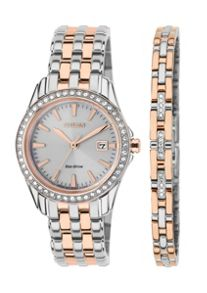 Citizen EW1909-64A ladies two-tone bracelet watch