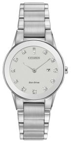 Citizen Ga1050-51b eco-drive bracelet watch