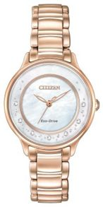 Citizen EM0382-86D ladies bracelet watch