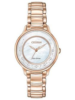 EM0382-86D ladies bracelet watch
