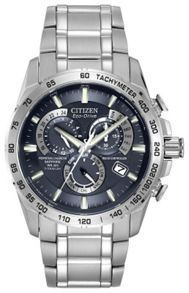Citizen AT4011-57L mens bracelet watch