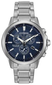 Citizen At2340-56l eco-drive bracelet watch