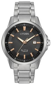 Citizen Aw1490-50e eco-drive bracelet watch