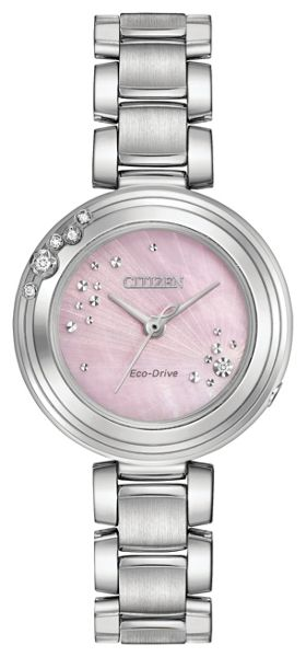 Citizen EM0460-50N Ladies Bracelet Watch
