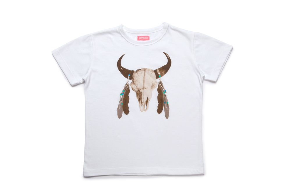 Boy`s buffalo t-shirt