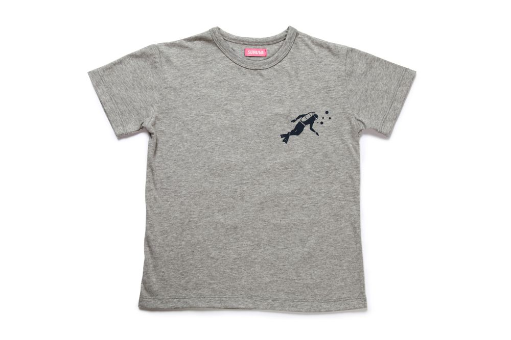Boy`s scuba cotton t-shirt