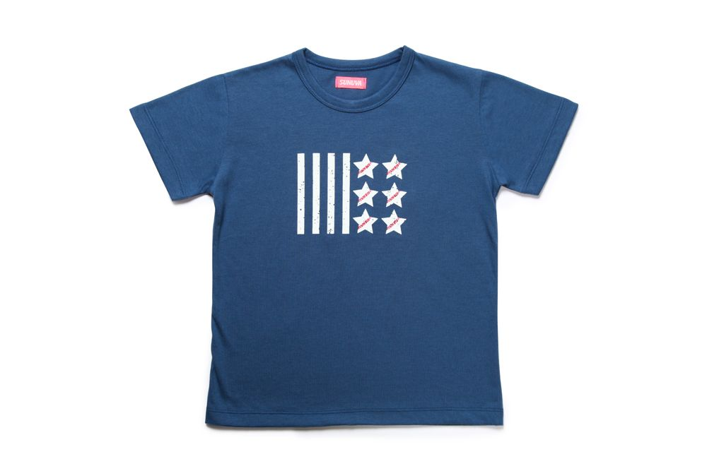 Boy`s star cotton t-shirt