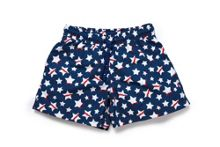 Boy`s star swim short