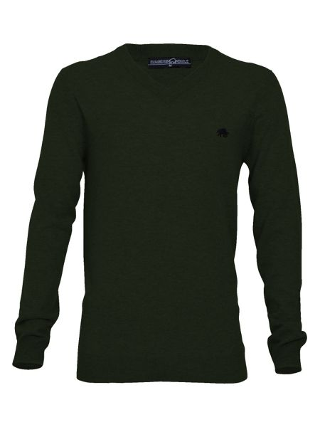Raging Bull V-neck sweater
