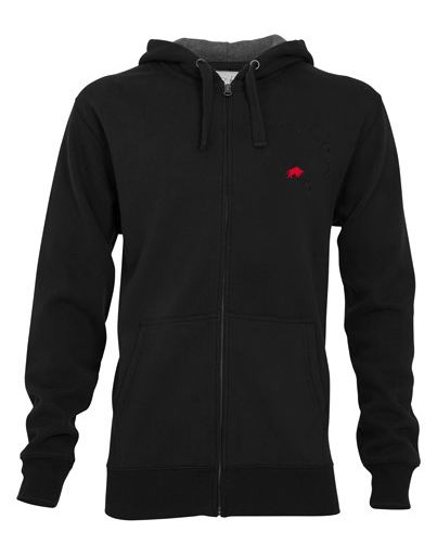 Big and tall signature hoody black
