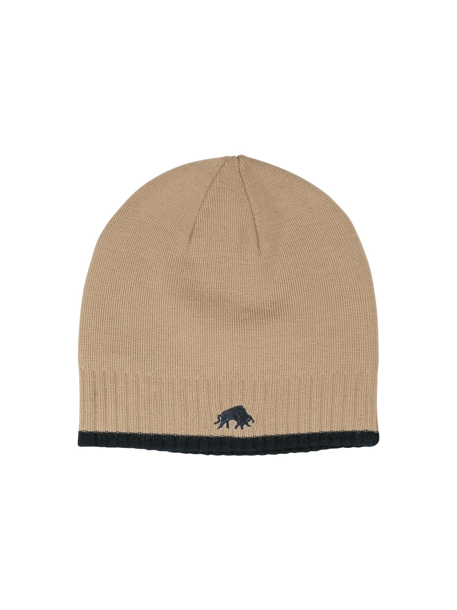 Rb wool hat oatmeal