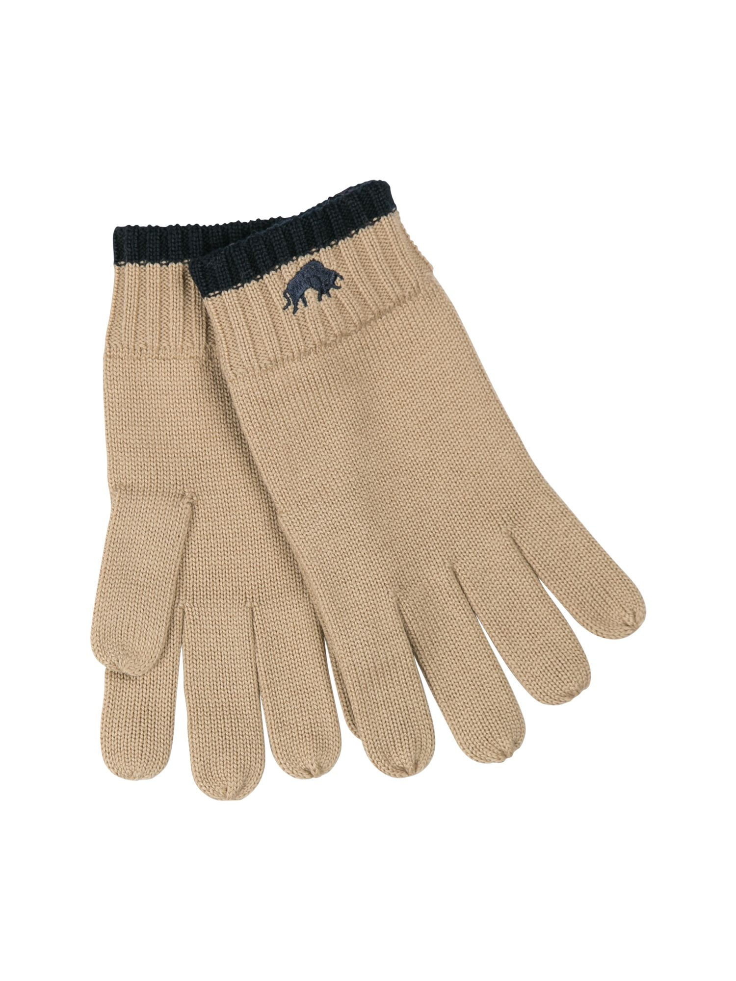 Rb wool gloves oatmeal