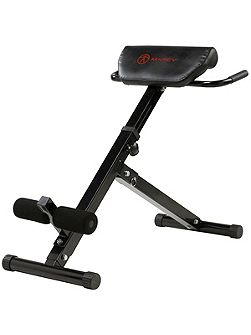 Eclipse ct4000 back extension bench