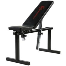 Marcy Eclipse ub5000 adjustable weight bench