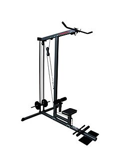 Eclipse pu1000 lat pulldown & low pulley home