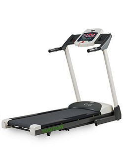 Go run 10 treadmill motorised folding