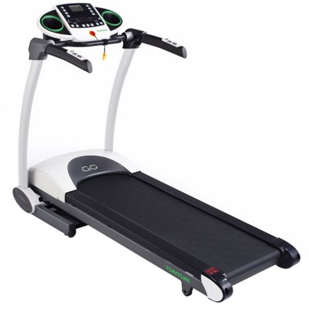 Tunturi Go run 20 treadmill motorised folding