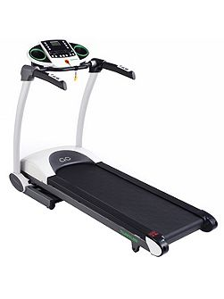 Go run 30 treadmill motorised folding