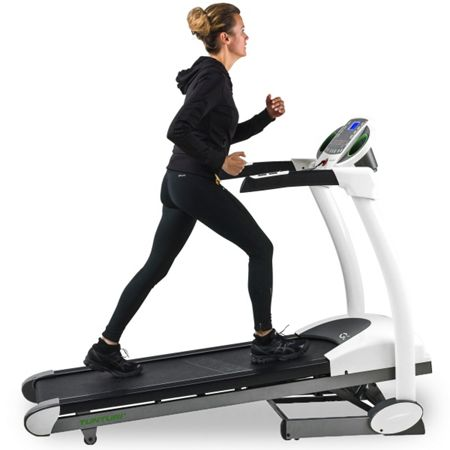 Tunturi Go run 30 treadmill motorised folding