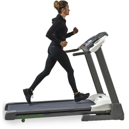 Tunturi Pure run 2.1 treadmill motorised folding