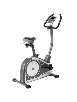 B80 cardio star upright exercise bike programmabl