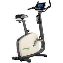 Tunturi Pure u 8.1 upright exercise bike with colour touc