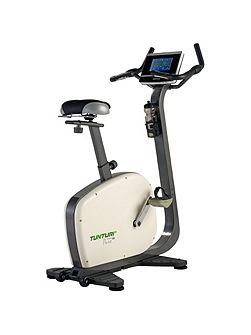 Pure u 8.1 upright exercise bike with colour