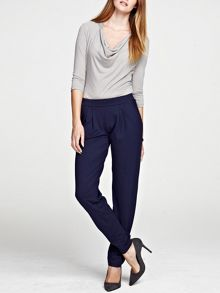 HotSquash Clever Pleated jersey slouch pants