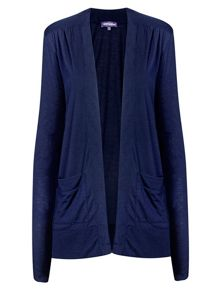 HotSquash Longline cardigan with CoolFresh